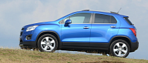 Chevrolet Announces UK Pricing for Trax Crossover