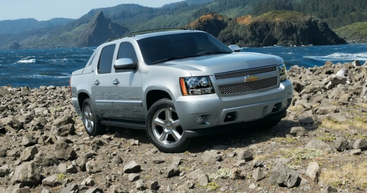 Chevrolet Avalanche Cancelled, Final Black Diamond Edition Launched