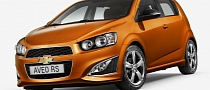 Chevrolet Aveo RS Photo Leaked. European Sale Imminent