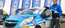 Chevrolet Backing Youngest Works Rally Driver Ever