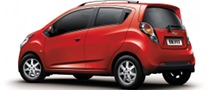 Chevrolet Beat Unveiled in India