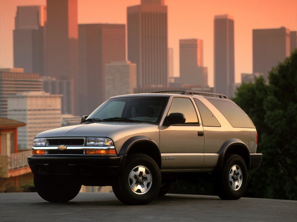 Chevrolet Blazer Reported To Return In 2018 As Mid-Size ...
