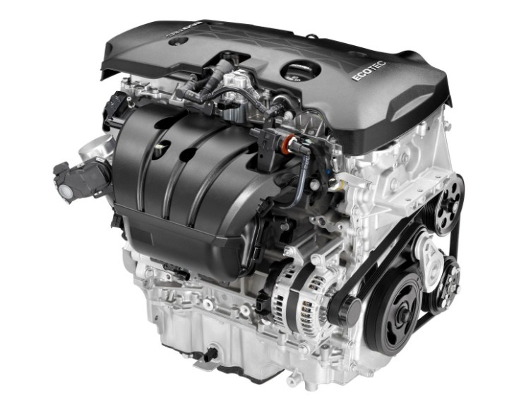 Chevrolet Brags About the New 4-Cylinder Ecotec-Powered Impala