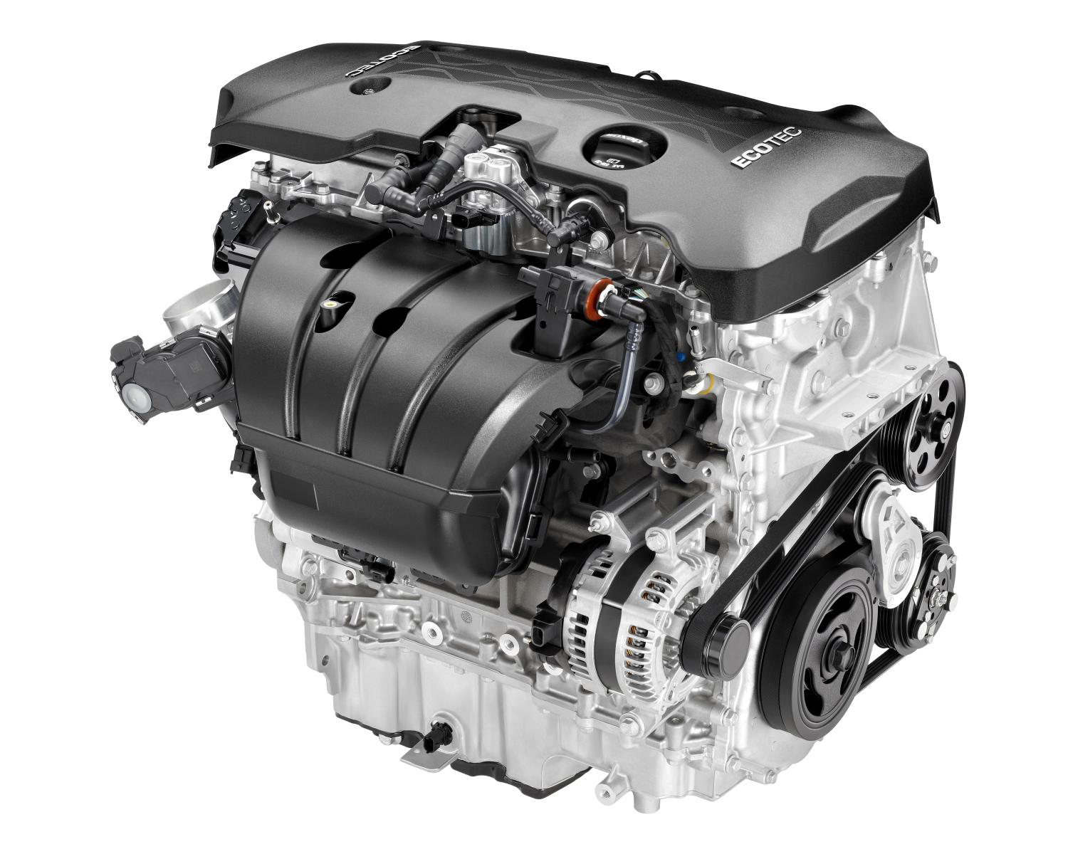 chevrolet brags about the new 4-cylinder ecotec-powered ... 2 4 ecotec engine diagram cylinder