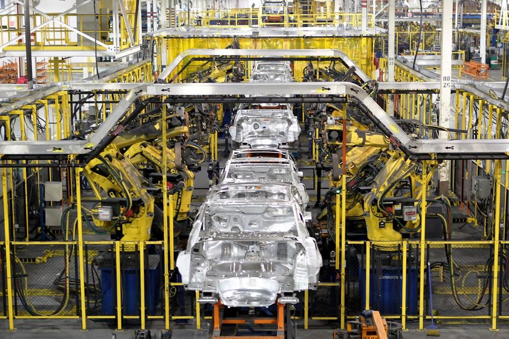 Chevrolet Builds 1 Millionth Us Spec Cruze Upgrades