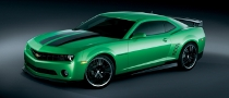 Chevrolet Camaro Gets Updated for 2011