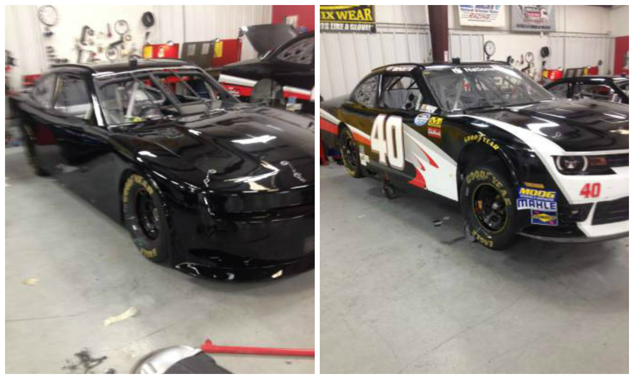 Chevrolet Camaro NASCAR Nationwide Racecars For Sale on Cragislist ...