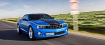 "Chevrolet Camaro SS Gets More Power, Scissor Doors from ""zee Germans"" [Photo Gallery]"