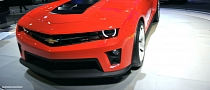 Chevrolet Camaro ZL1 Production Resumes