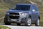 Chevrolet Captiva Recalled: Fire from Overheating Steering Fluid