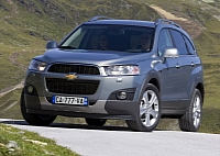 The new Captiva is offered in the UK in three trim levels