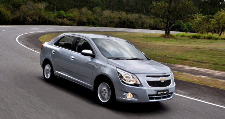 Chevrolet Cobalt In Europe In January 2013 Autoevolution