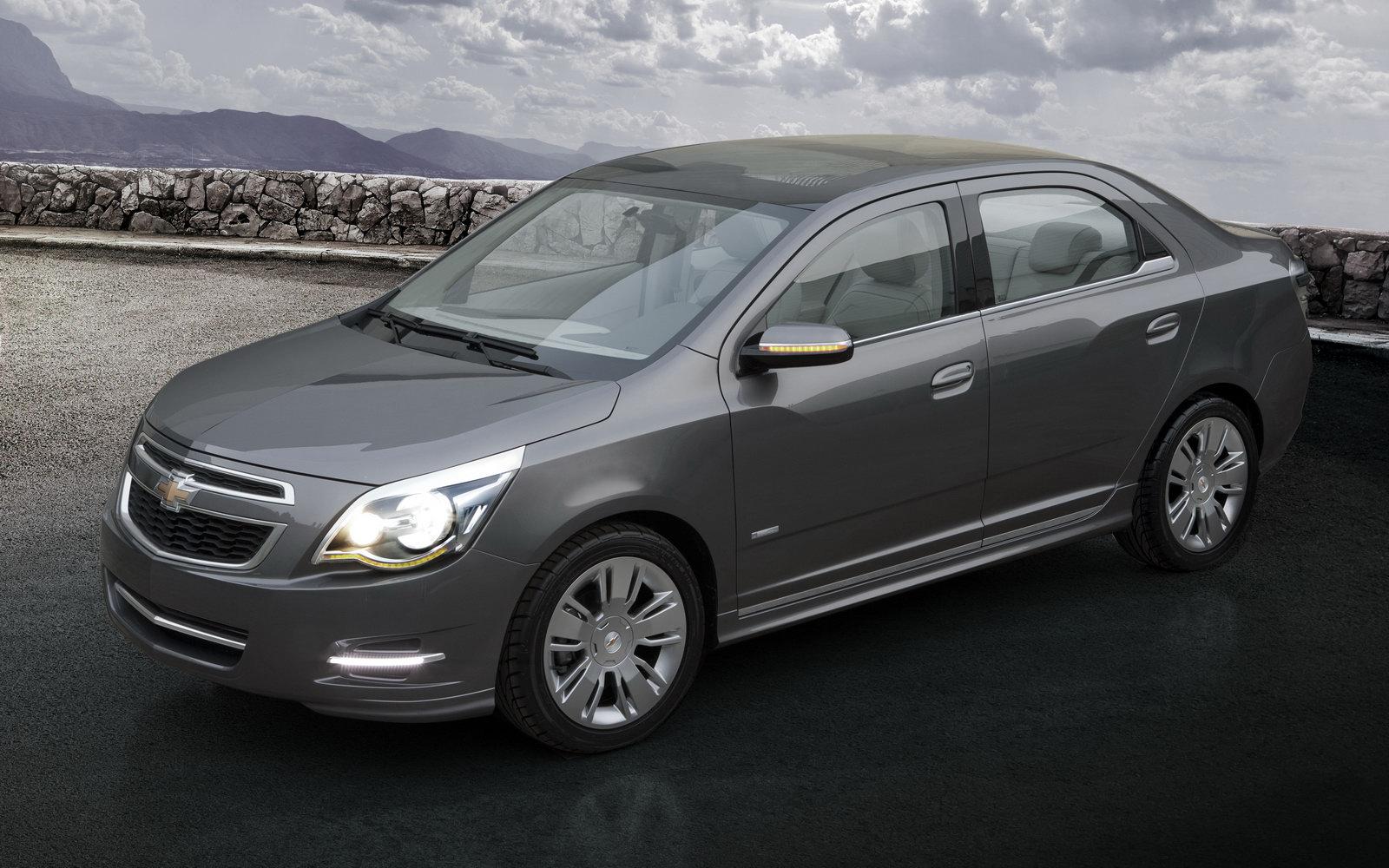 Chevrolet cobalt sedan concept