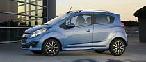 Chevrolet Compares 2013 Spark to 1973 Full-Size