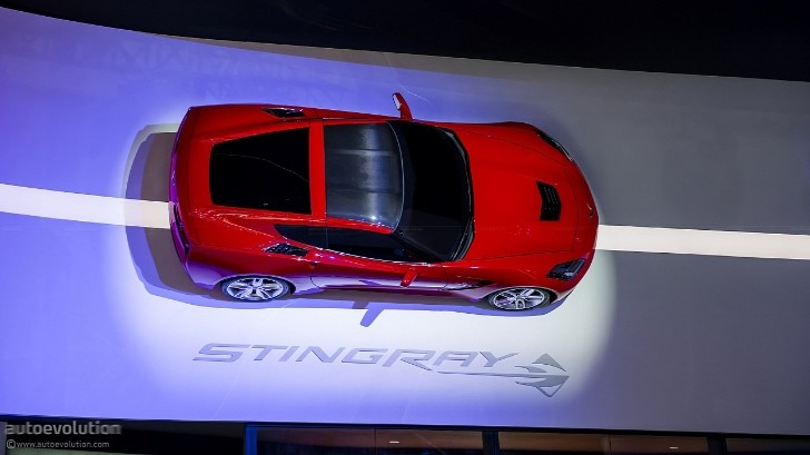 Chevrolet Corvette C7 Stingray: Customers to Be Able to Build Their Own Engines