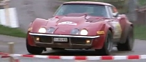 Chevrolet Corvette C3 Stingray Becomes a Rally Car [Video]