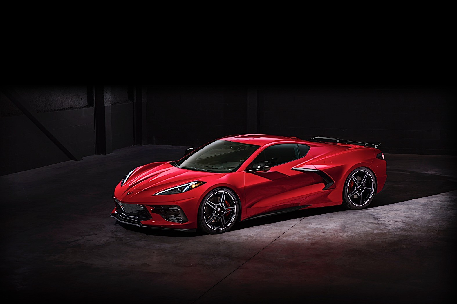 Chevrolet Corvette hard-top convertible revealed