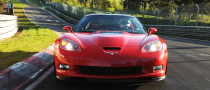 Chevrolet Corvette ZR 1, Car of the Year 2008