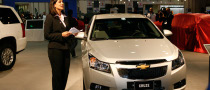 Chevrolet Cruze Causes a Riot at Abu Dhabi