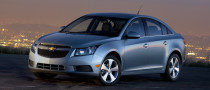 Chevrolet Cruze Awarded 2011 Canadian Car of the Year