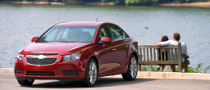 Chevrolet Cruze Gears Up for US Launch