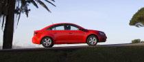Chevrolet Cruze Gets Five-Star Safety Rating...