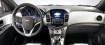 Chevrolet Cruze Hatchback Interior Revealed