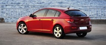 Chevrolet Cruze Hatchback Released Before Geneva