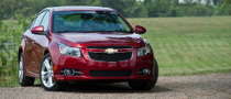 Chevrolet Cruze to Advertise During MTV Video Music Awards