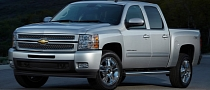 Chevrolet Donates Silverados for Sandy Relief
