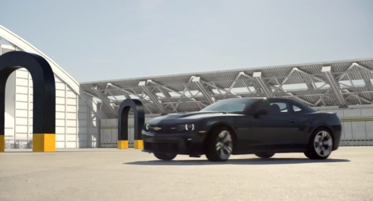 Chevrolet Drives the Camaro ZL1 Hard to Showcase Magnetic Ride Control [Video]