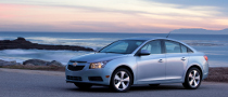 Chevrolet Eco Cruze Does 40 MPG
