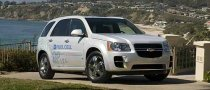 Chevrolet Equinox Fuel Cell, 1 Million Miles and Counting