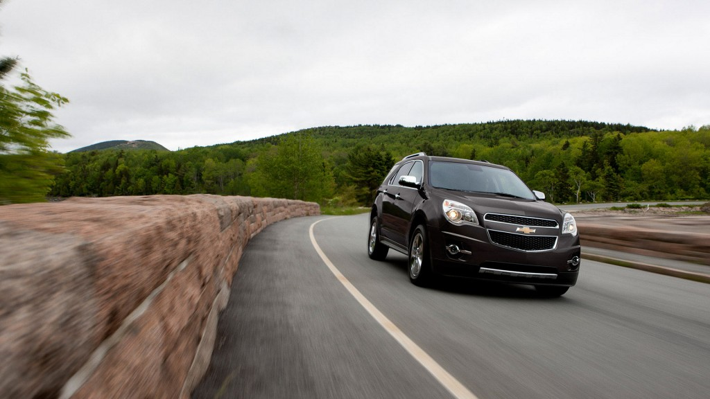 Chevrolet Equinox To Receive New Generation In 2017 Facelift Slated
