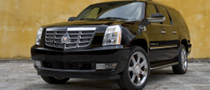 Cadillac Escalade ESV – Most Stolen Car in the US