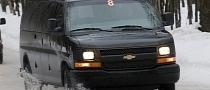 Chevrolet Express and GMC Savana Recall: Rust Can Cause Fuel Leaks