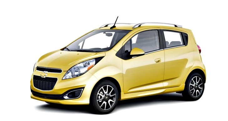 Chevrolet Having to Boost Spark Imports as Sales Rise