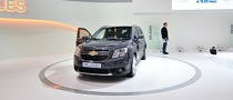 Chevrolet Hopes to Shock Europe with Six Models