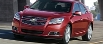 Chevrolet Idles Malibu Production Due to High Inventory