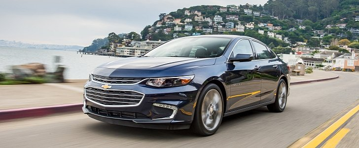 Chevrolet Is The Most Searched Car Brand On Google In