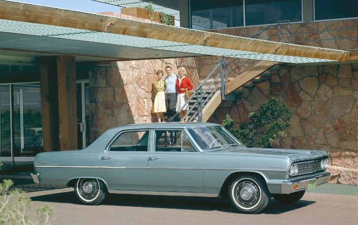 Chevrolet Malibu Celebrates 50th Anniversary