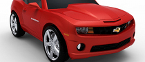 Chevrolet Offers Camaro Convertible Kids Car