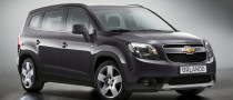 Chevrolet Orlando Compact MPV Launched in Great Britain