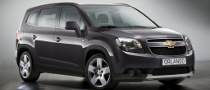 Chevrolet Orlando MPV to Premiere in Paris