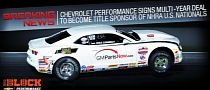Chevrolet Performance to Sponsor NHRA US Nationals