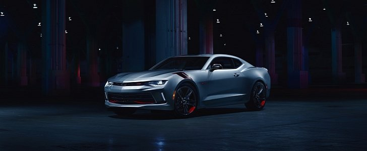 Chevrolet Redline Visual Package Now Available On Nine Models, Camaro Included