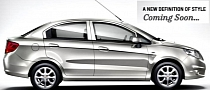 Chevrolet Reveals India-Ready Sail Sedan