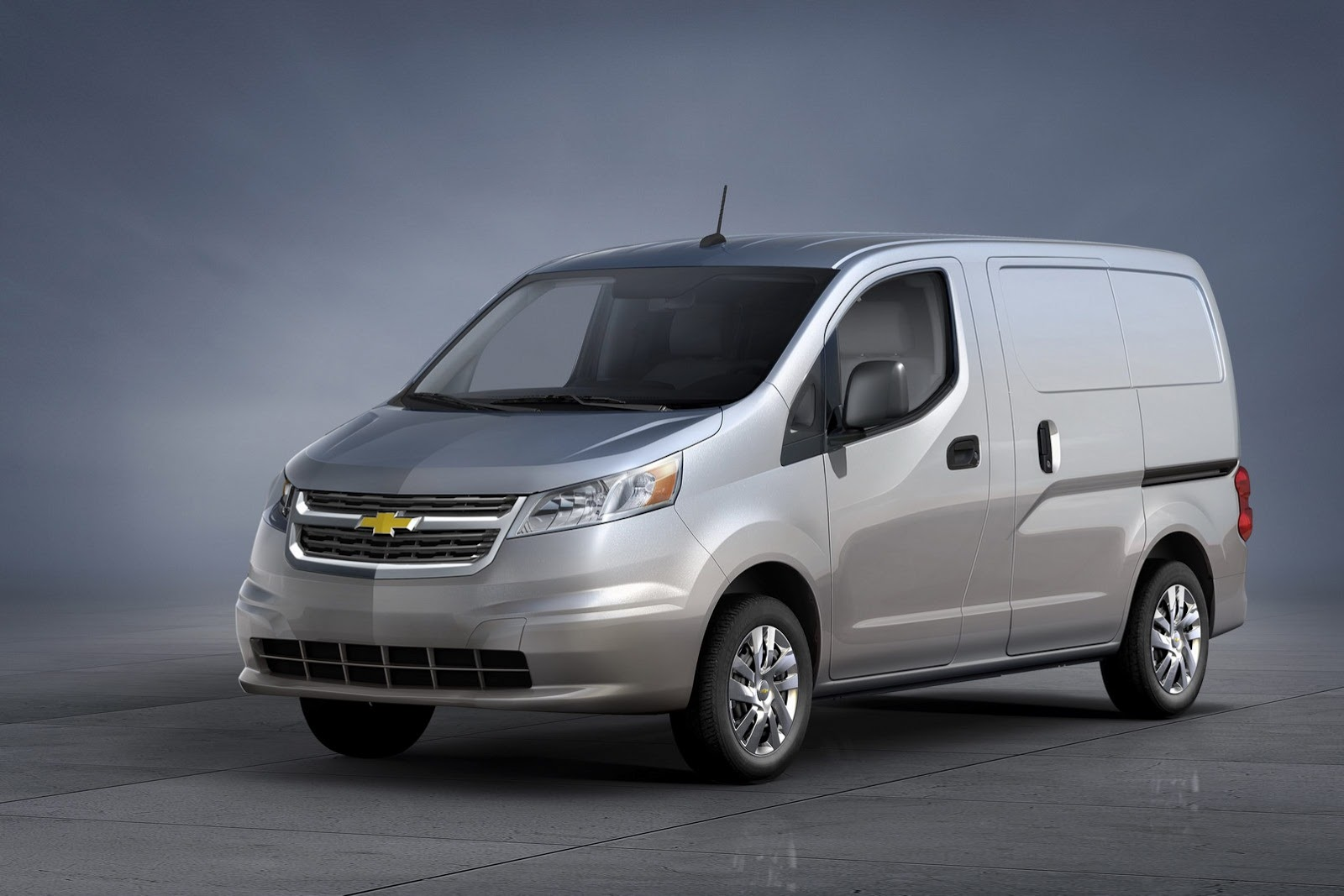 Chevrolet's 2015 City Express Is a Rebadged Nissan NV200 Van ...