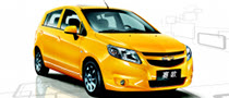 Chevrolet Sail, Spark Top J.D. Power 2010 APEAL Study