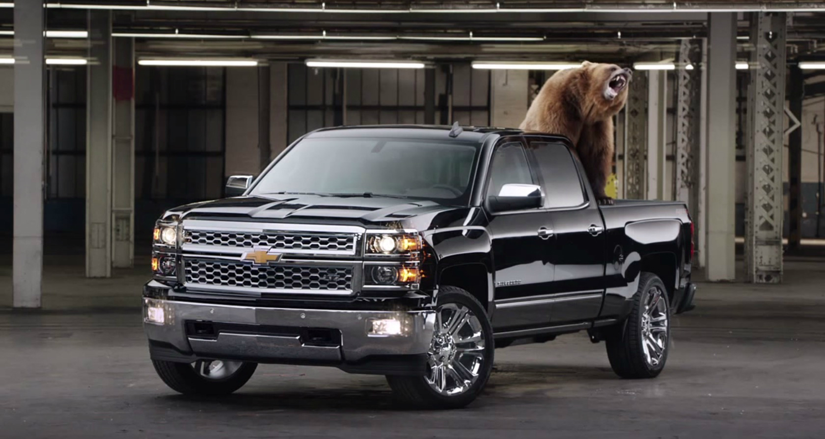 Chevrolet Silverado Commercials Fail to Downplay the ...